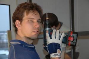 27.12.2010 Umbau im Klinikfunk